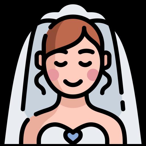 Wedding bride Icon